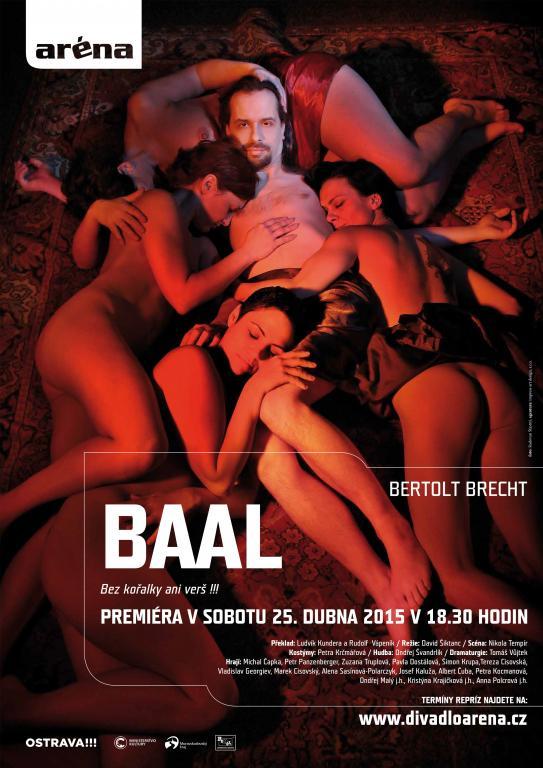 Baal – premiéra